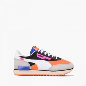 נעליים פומה לנשים PUMA Future Rider Play On - כתום