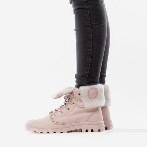 נעליים פלדיום לנשים Palladium Baggy S - ורוד