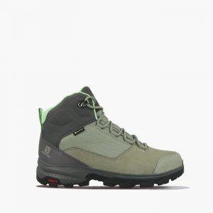 נעליים סלומון לנשים Salomon Outward Gore-Tex Gtx - ירוק