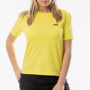 ביגוד ואנס לנשים Vans V Boxy - צהוב