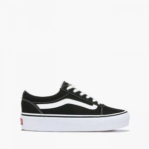נעליים ואנס לנשים Vans Ward Platform - שחור