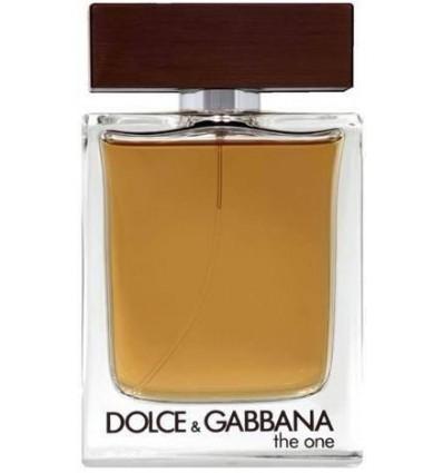 בישום Dolce and Gabbana לגברים Dolce and Gabbana The One 100ml - חום