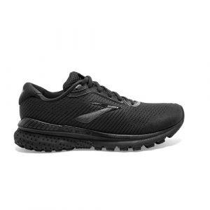 נעלי ריצה ברוקס לנשים Brooks Adrenaline GTS 20 - שחור מלא