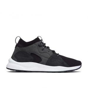 נעליים קולומביה לגברים Columbia Shift Outdry Mid - שחור/לבן