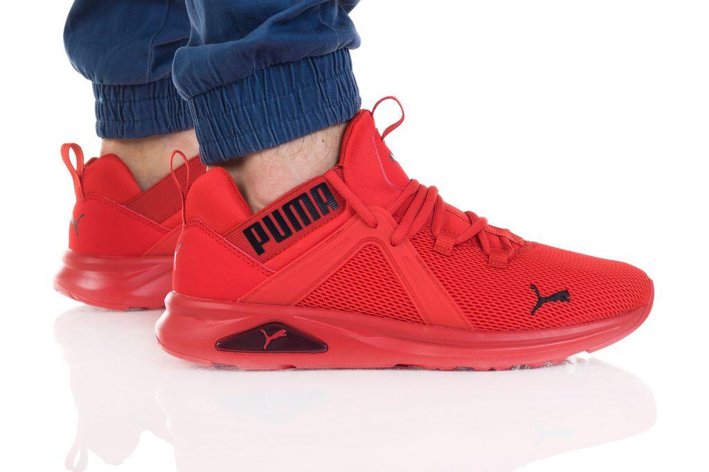 נעליים פומה לגברים PUMA ENZO 2 - אדום