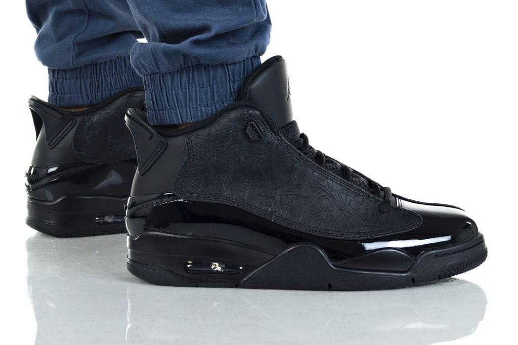 נעליים נייק לגברים Nike AIR JORDAN DUB ZERO - שחור