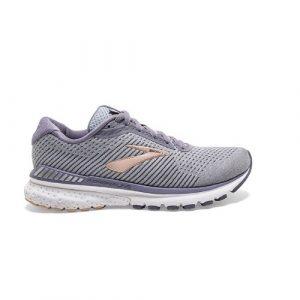 נעליים ברוקס לנשים Brooks Adrenaline GTS 20 - אפור בהיר