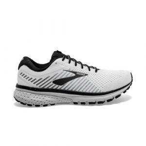 נעליים ברוקס לגברים Brooks Ghost 12 - לבן