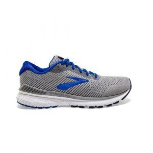 נעלי ריצה ברוקס לגברים Brooks Adrenaline GTS 20 - אפור/כחול