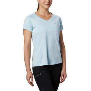 חולצת אימון קולומביה לנשים Columbia Zero Rules - כחול