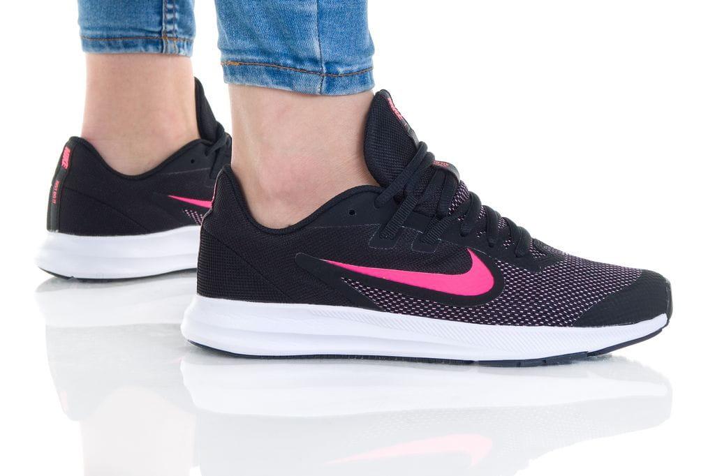 נעליים נייק לנשים Nike DOWNSHIFTER 9 - שחור/ורוד