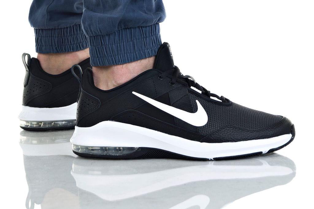 נעליים נייק לגברים Nike AIR MAX ALPHA TRAINER 2 - שחור/לבן