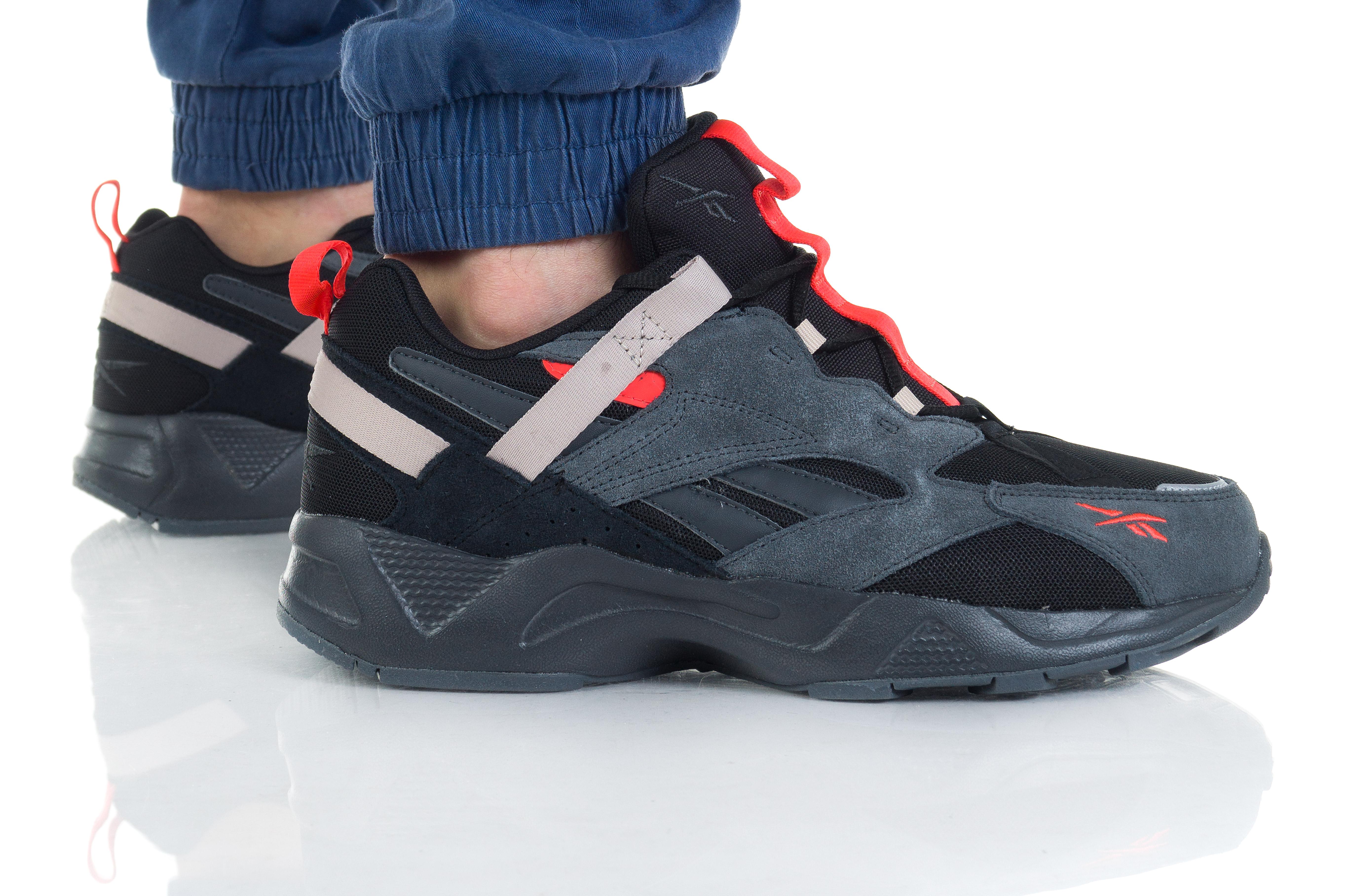 נעליים ריבוק לגברים Reebok Aztrek 96 Adventure - שחור