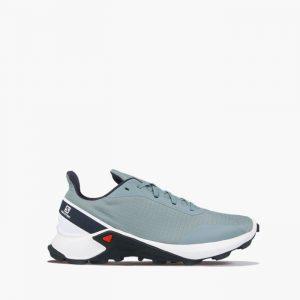 נעלי ריצת שטח סלומון לגברים Salomon Alphacross - תכלת