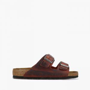 נעליים בירקנשטוק לגברים Birkenstock Arizona - אדום
