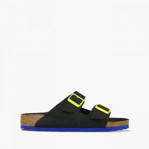 נעליים בירקנשטוק לגברים Birkenstock Arizona - צבעוני כהה