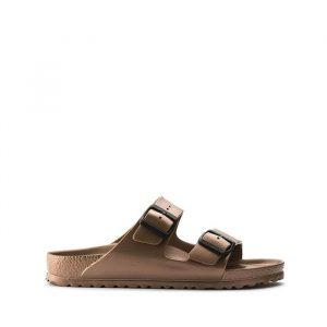נעליים בירקנשטוק לגברים Birkenstock Arizona EVA - זהב