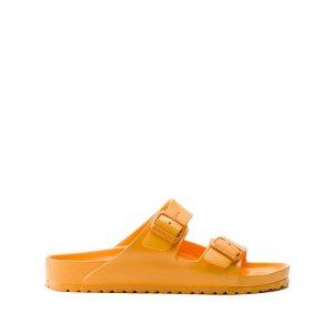 נעליים בירקנשטוק לגברים Birkenstock Arizona EVA - כתום