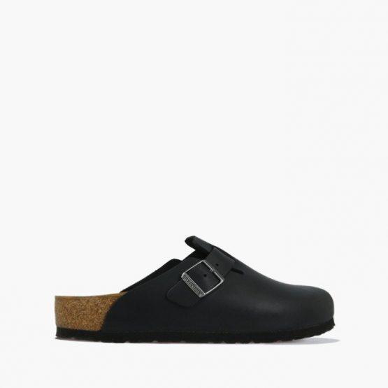 נעליים בירקנשטוק לגברים Birkenstock Boston - שחור