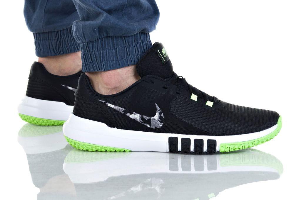 נעליים נייק לגברים Nike FLEX CONTROL TR4 - שחור/צהוב