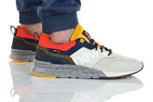 נעליים ניו באלאנס לגברים New Balance CMT997 - צבעוני בהיר