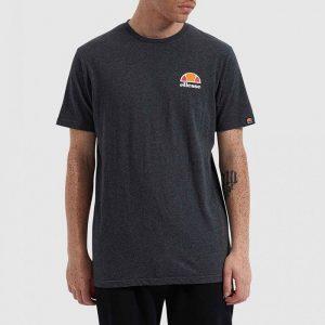 חולצת T אלסה לגברים Ellesse CANALETTO  - שחור