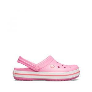 נעליים Crocs לנשים Crocs CROCBAND - ורוד בהיר