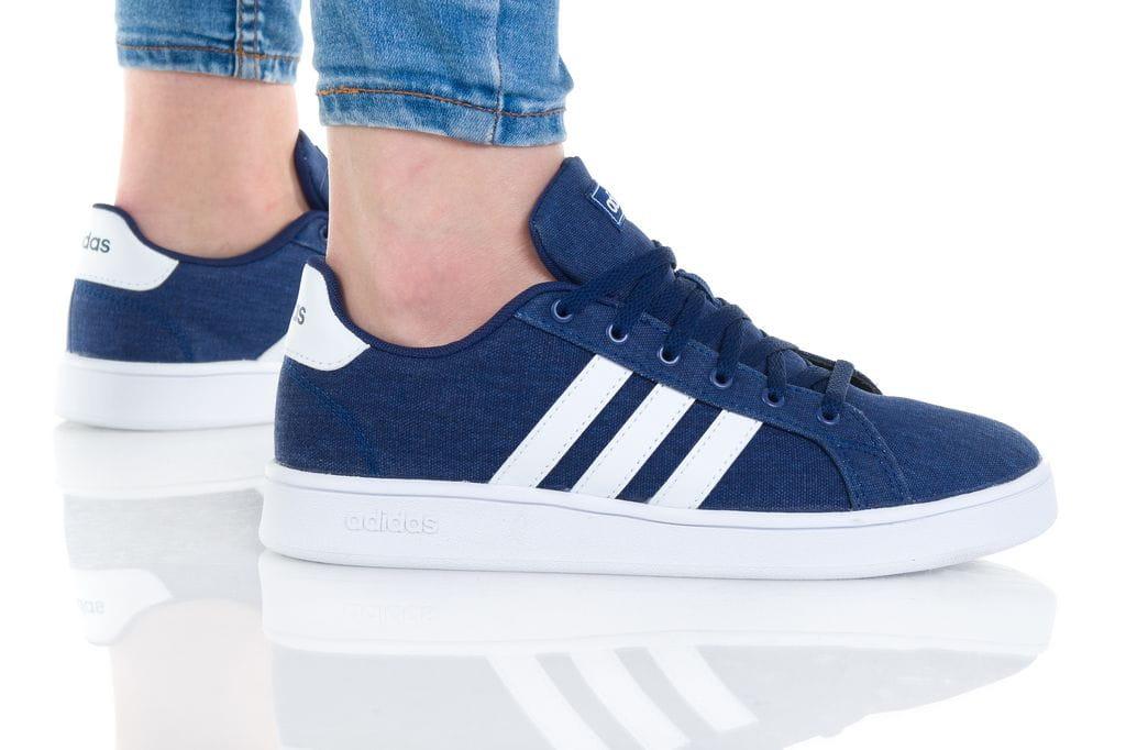נעליים אדידס לנשים Adidas GRAND COURT - כחול