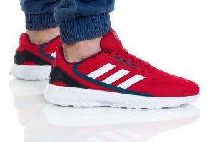 נעליים אדידס לגברים Adidas NEBZED - אדום