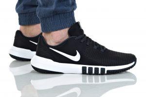נעליים נייק לגברים Nike FLEX CONTROL TR4 - שחור/לבן