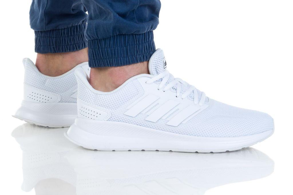 נעליים אדידס לגברים Adidas RUNFALCON - לבן