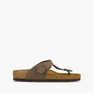 נעליים בירקנשטוק לגברים Birkenstock Gizeh - חום בהיר