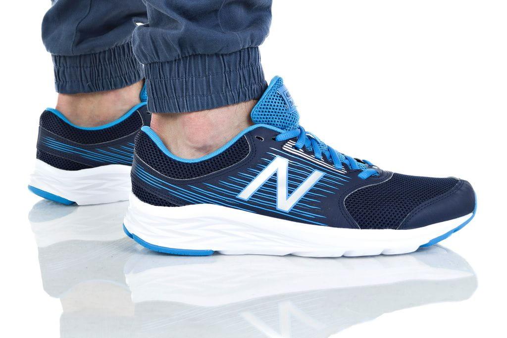 נעליים ניו באלאנס לגברים New Balance M411 - כחול
