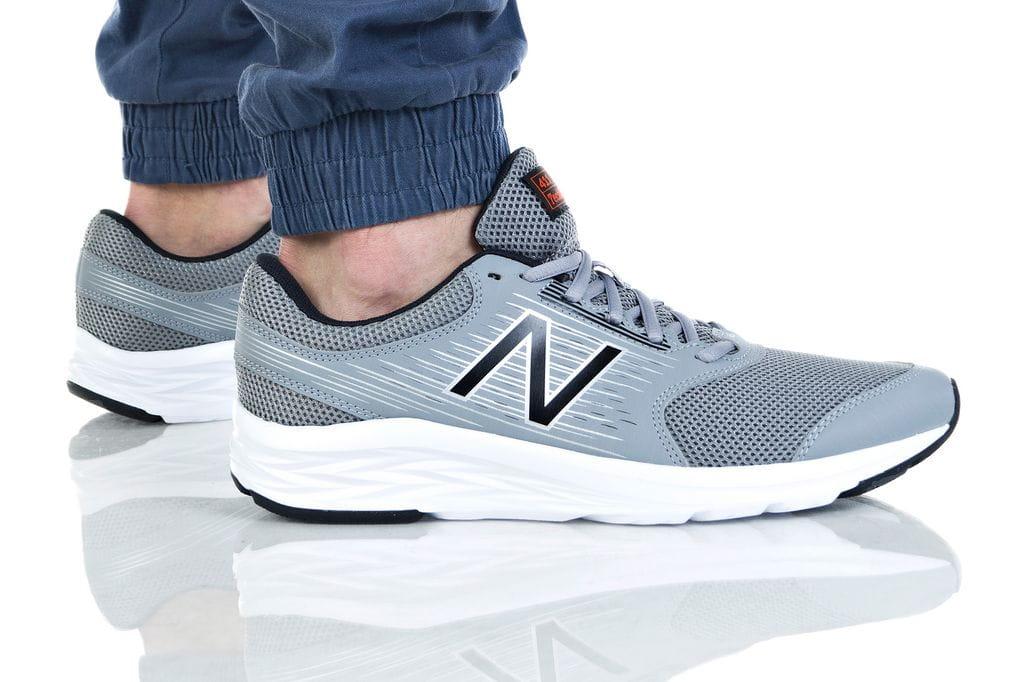 נעליים ניו באלאנס לגברים New Balance M411 - אפור בהיר