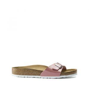 נעליים בירקנשטוק לנשים Birkenstock Madrid - ורוד בהיר