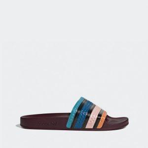 נעליים Adidas Originals לנשים Adidas Originals  Adilette - צבעוני