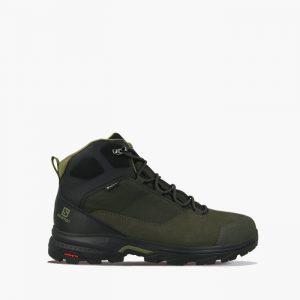 נעליים סלומון לגברים Salomon Outward Gore-Tex Gtx - ירוק