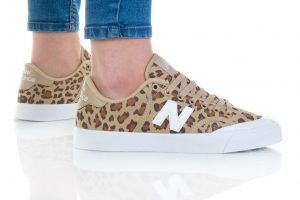 נעליים ניו באלאנס לנשים New Balance Pro Court - מנומר