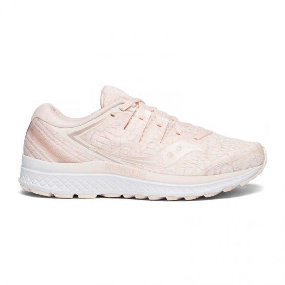 נעליים סאקוני לנשים Saucony GUIDE ISO 2 - ורוד בהיר