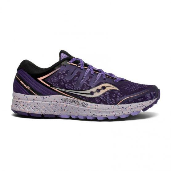 נעליים סאקוני לנשים Saucony GUIDE ISO 2 TR - סגול