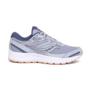 נעליים סאקוני לנשים Saucony COHESION 13 - אפור/כחול