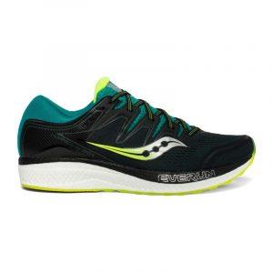 נעליים סאקוני לגברים Saucony HURRICANE ISO 5 - צבעוני כהה