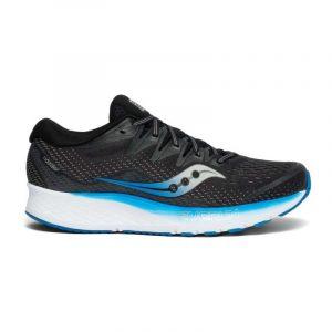 נעליים סאקוני לגברים Saucony RIDE ISO 2 - שחור/כחול