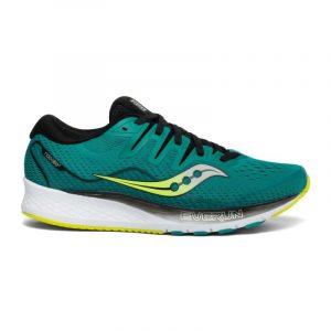 נעליים סאקוני לגברים Saucony RIDE ISO 2 - ירוק