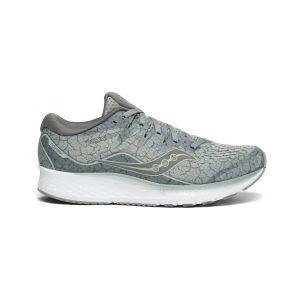 נעליים סאקוני לגברים Saucony RIDE ISO 2 - אפור