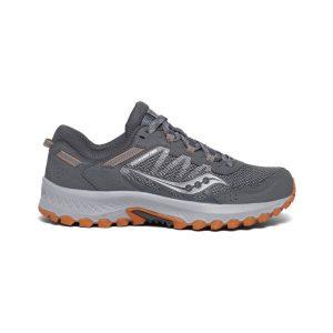 נעליים סאקוני לגברים Saucony VERSAFOAM EXCURSION TR13 - אפור/כתום
