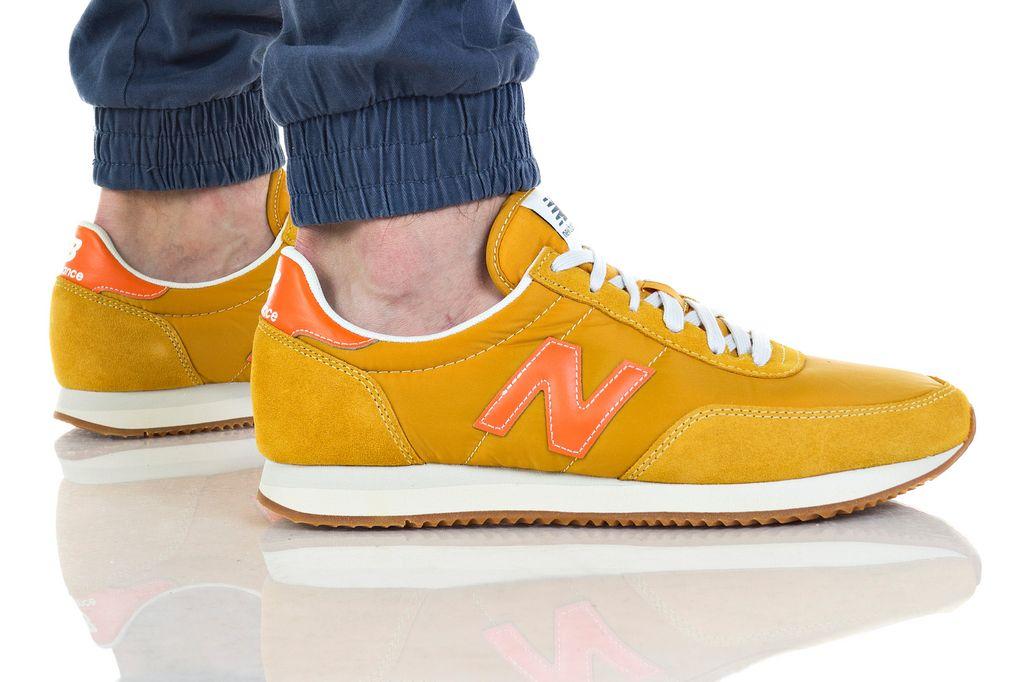 נעליים ניו באלאנס לגברים New Balance UL720 - צהוב