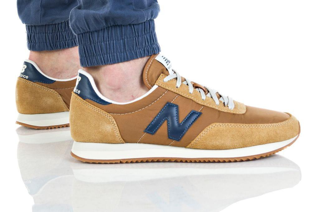 נעליים ניו באלאנס לגברים New Balance UL720 - חום