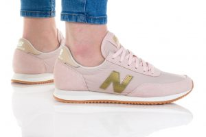 נעליים ניו באלאנס לנשים New Balance WL720 - ורוד  זהב