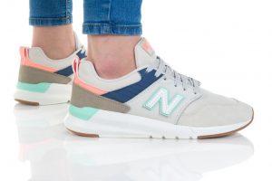 נעליים ניו באלאנס לנשים New Balance WS009 - צבעוני בהיר